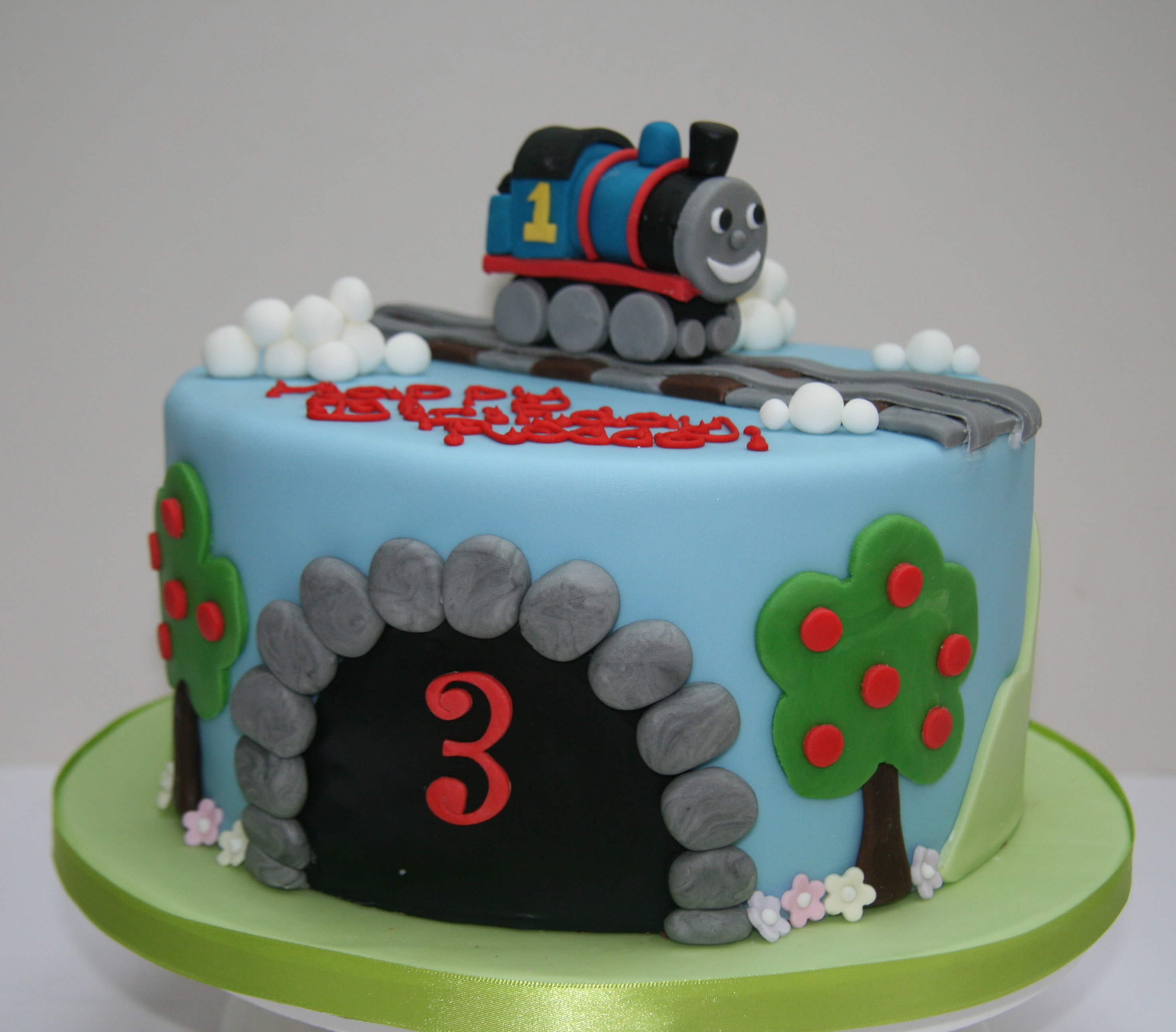 Thomas Tank Engine Cake Cake Ideas And Designs