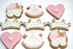Bespoke Babyshower Biscuits