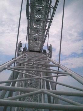 Ferris wheel structure