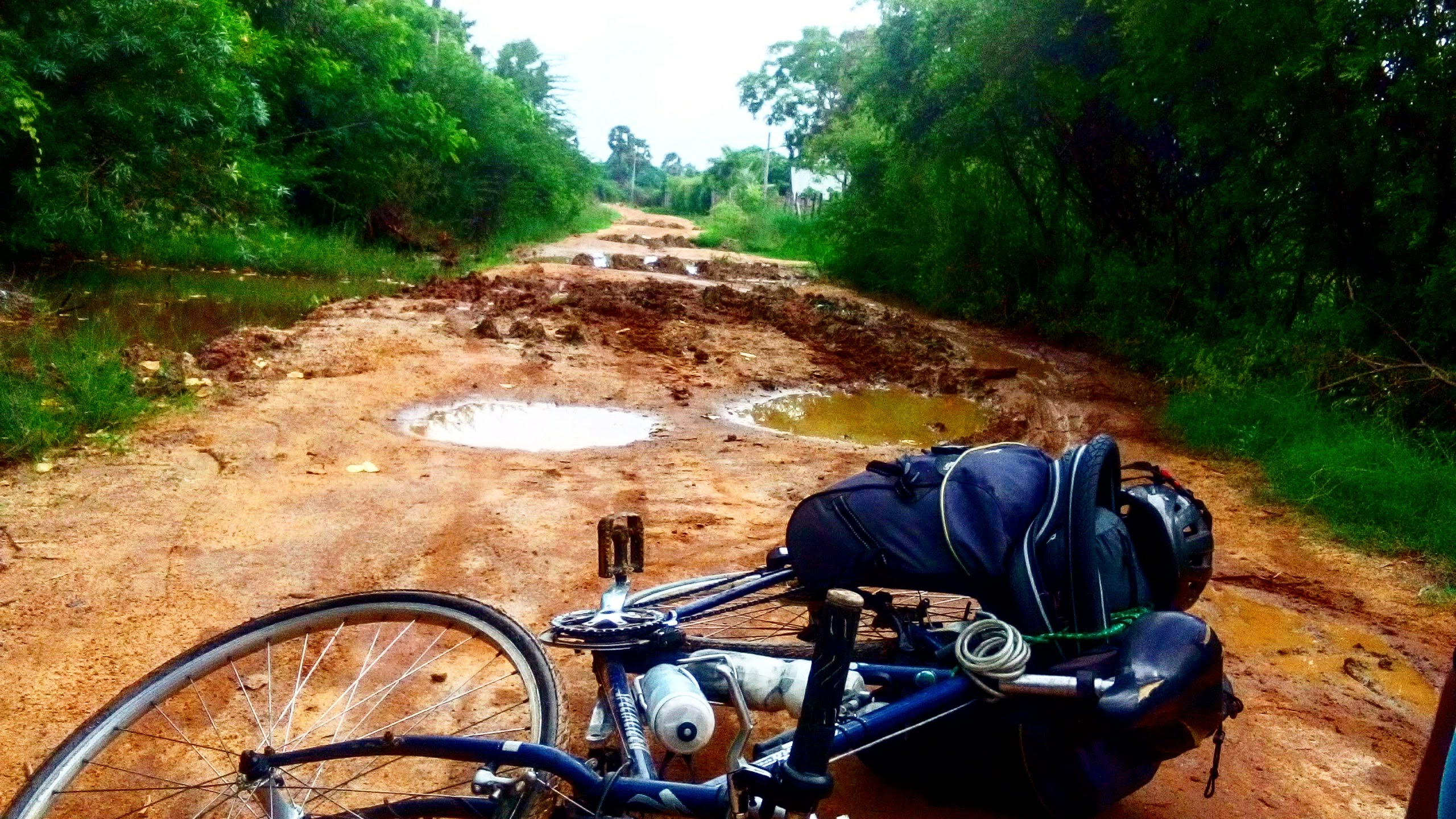 How I cycled around Sri Lanka without a phone