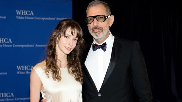 Jeff Goldblum Marries Emilie Livingston In Intimate