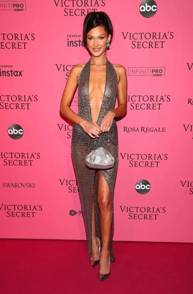 Bella Hadid Victoria's Secret After Party