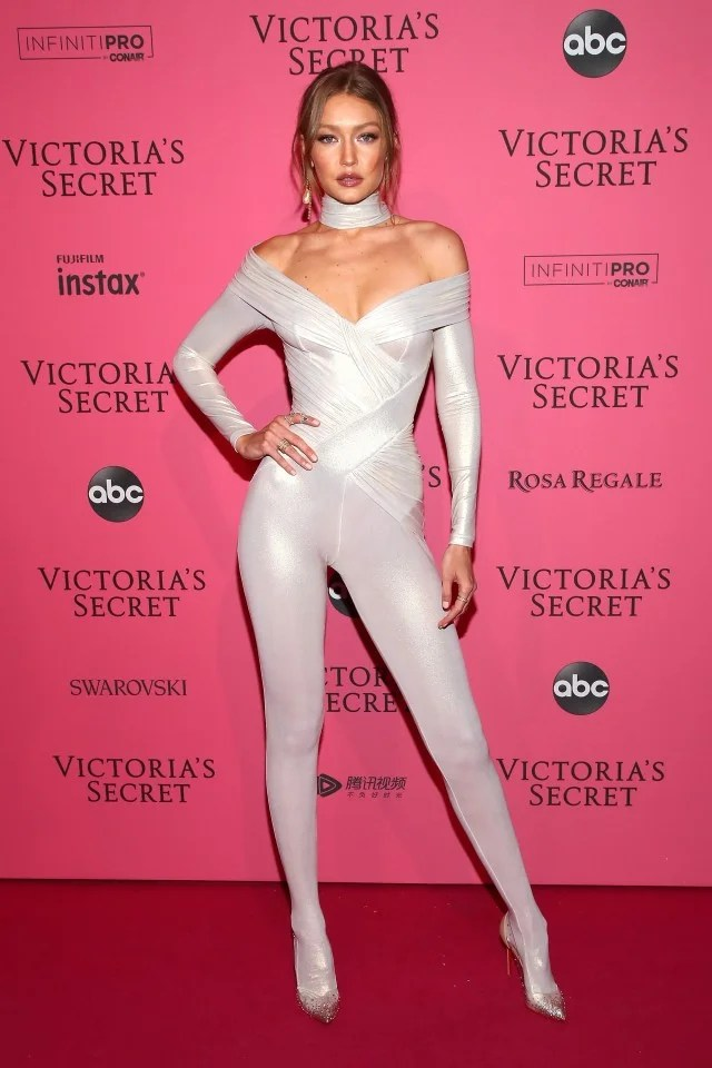 Gigi Hadid Victoria's Secret After Party