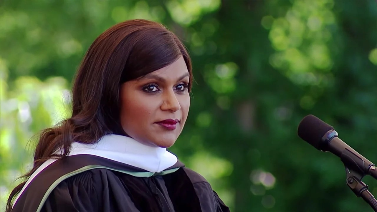 Mindy Kaling Gets Candid About Being A Single Mother In
