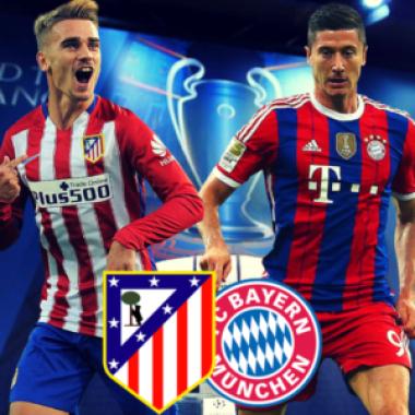 مشاهدة مباراة بايرن ميونخ و اتليتكو مدريد بث مباشر بتاريخ 03-05-2016 دوري ابطال اوروبا