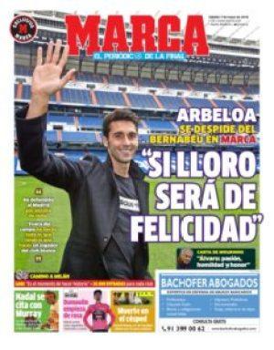 صحف مدريد السبت 7-5-2016 ماركا