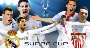 مشاهدة مباراة ريال مدريد واشبيلية بث مباشر بتاريخ 09-08-2016 كأس السوبر الأوروبي 2016