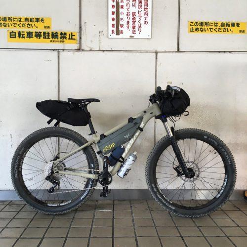 salsa timberjack bikepacking