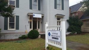 Etowah Employment new location at historic Sullivan-Hillyer house