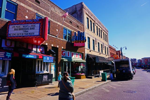 Rue Beale, Memphis