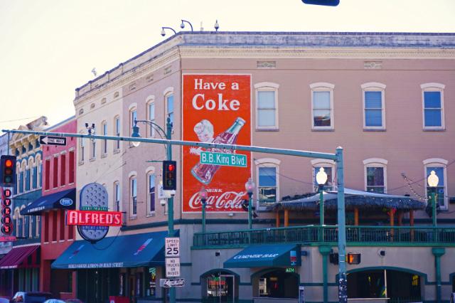 Une publicité de Coca Cola