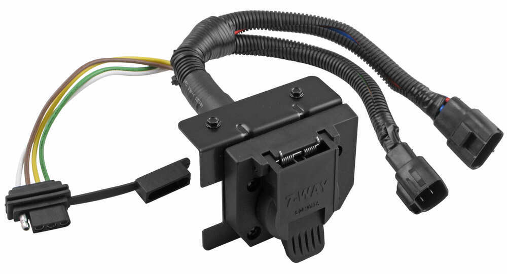 2004 Toyota Tundra Replacement Multi-Plug 7-Way And 4 Pole