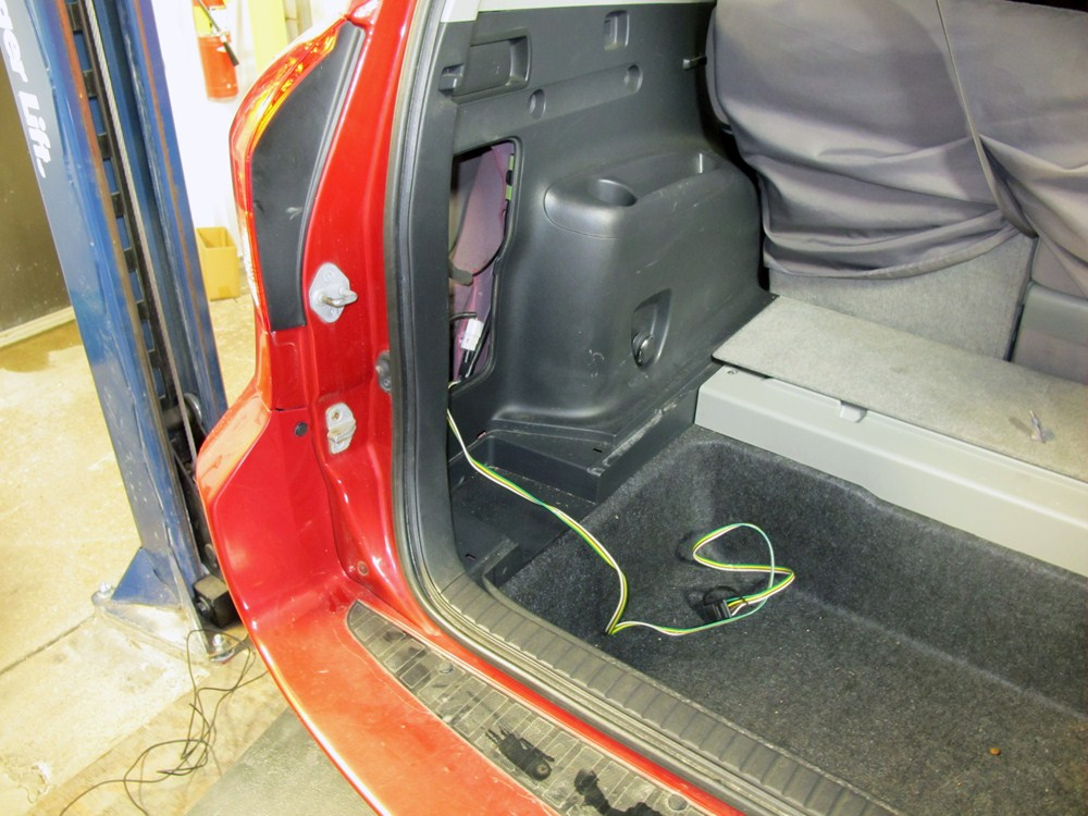 2008 Toyota Rav4 Custom Fit Vehicle Wiring