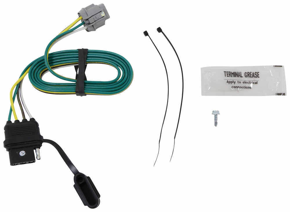 2012 Nissan Frontier Custom Fit Vehicle Wiring