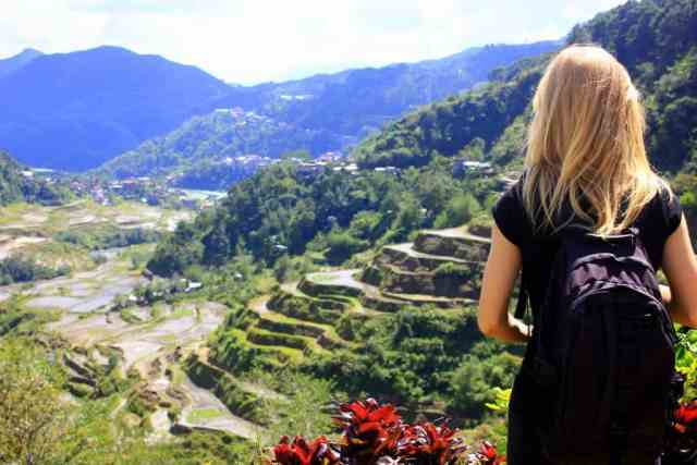 Rice Terraces in Banaue, the Philippines (2)
