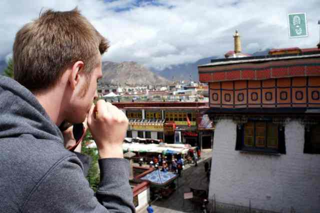 Lhasa, Tibet, May 2012