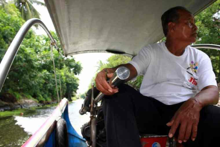 Boat riding, Bangkok