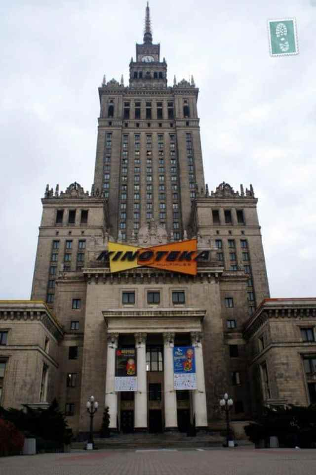 Palace of Culture and Science (Pałac Kultury i Nauki)