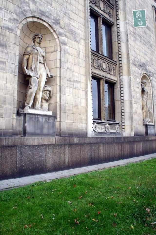 Palace of Culture and Science (Pałac Kultury i Nauki)