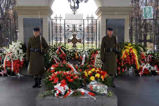 Polish soldiers