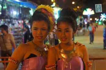 Beautiful Thai girls