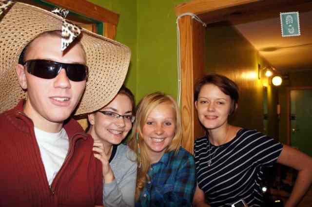 Funniest people ever - Marek, Paula and Magda