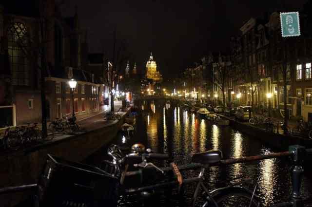 Wonderful canals