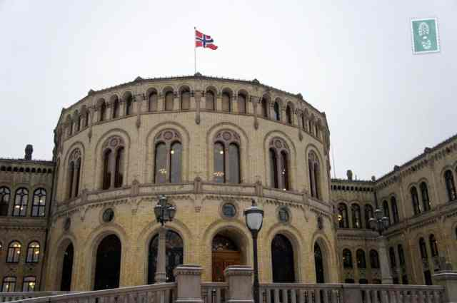 Norway castle