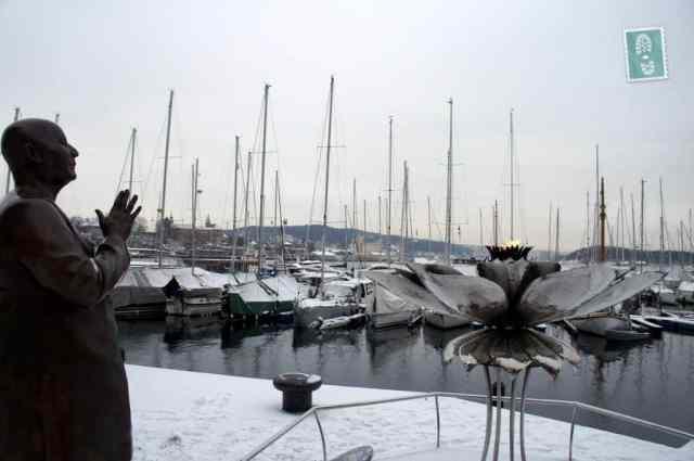 Boats in Oslo