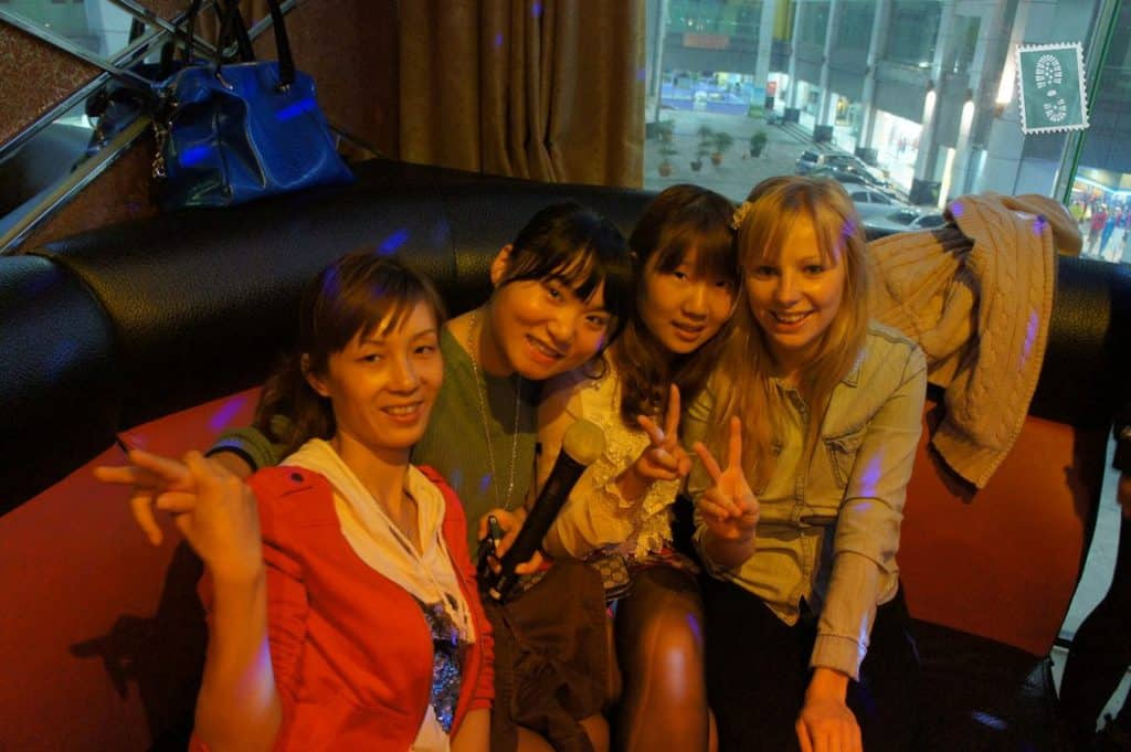 Beijing ktv girls