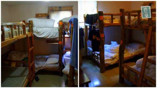 The beds in dorms, Guilin, China