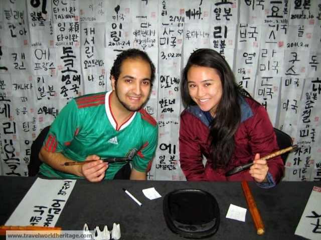 13 Learning Korean Seoul