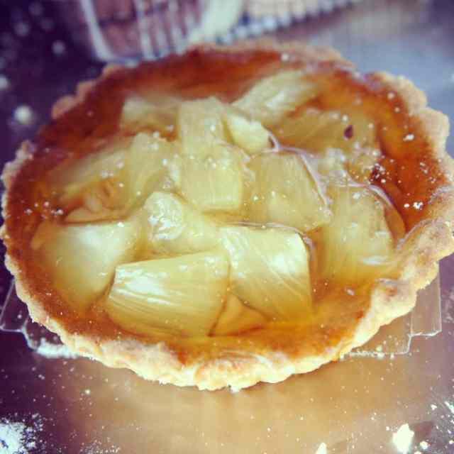 pineaaple pie