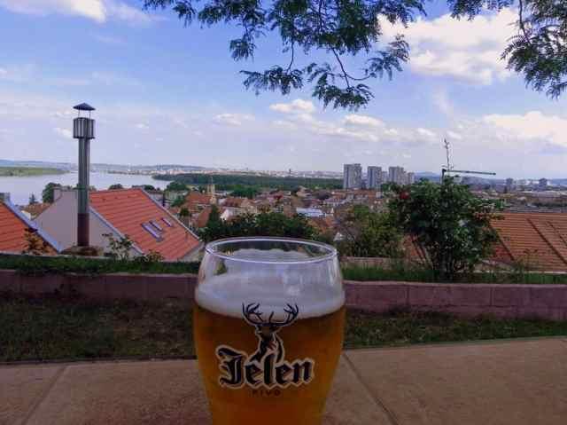 Jelen pivo Serbia