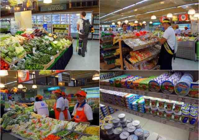 Filipino supermarket