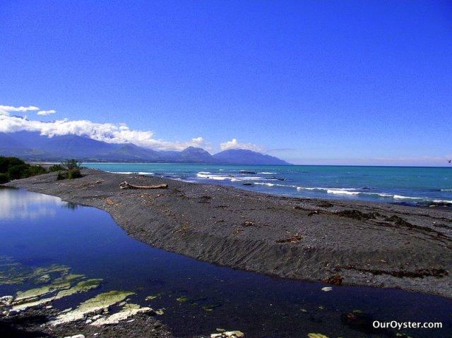 south island mountains