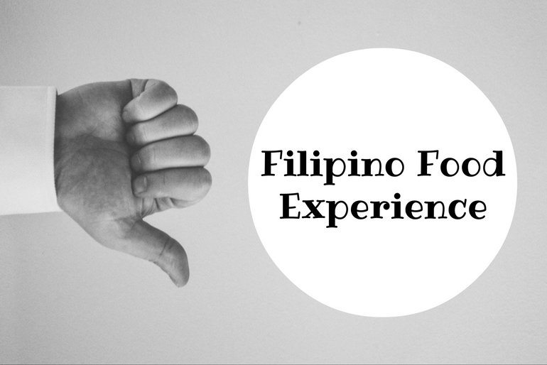 4ef3207dc I Would Rather Go Hungry Than Eat Filipino Street Food Again! - Etramping  Travel Blog