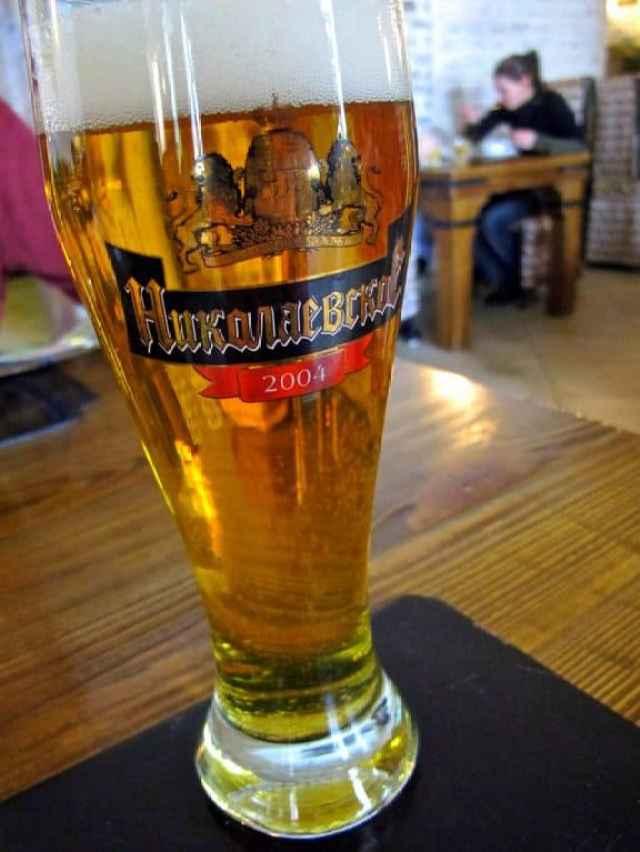 Beer from Belarus