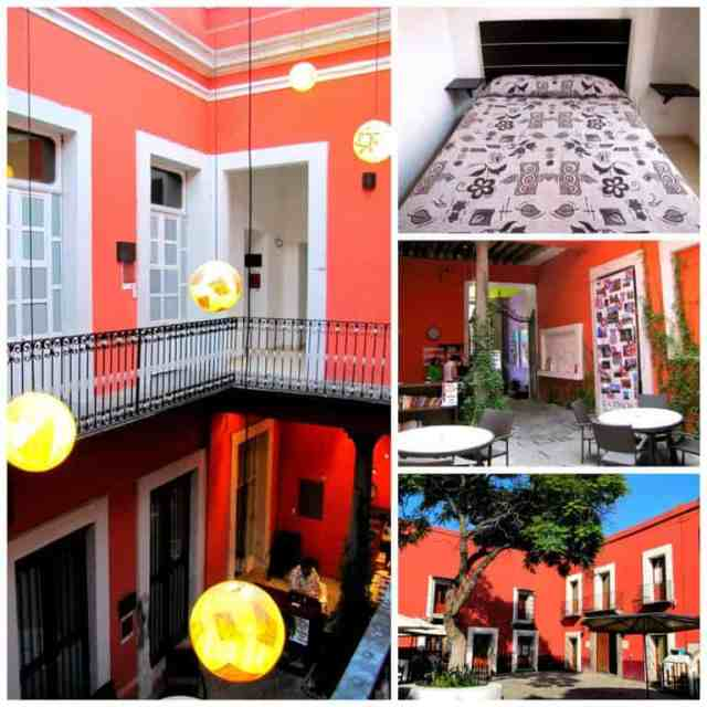 Puebla Hostal