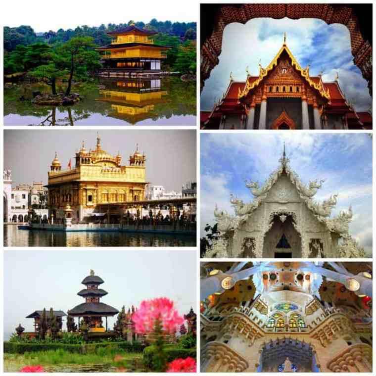 Bali temples notki