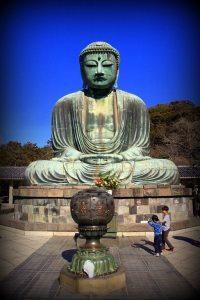 Kōtoku-in Temple in Kamakura, Japan