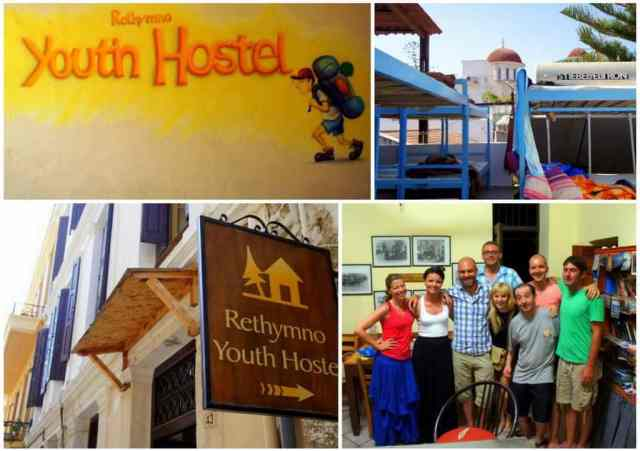 Rethymno Youth Hostel