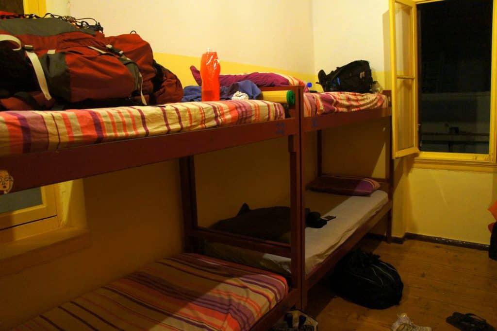 Good Rethymno Youth Hostel in Crete
