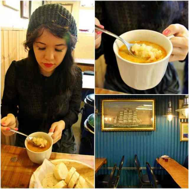 Places to eat, Reykjavik(1)