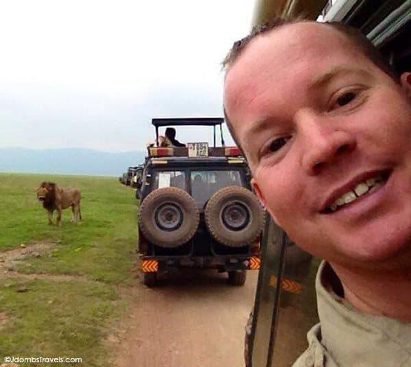 Jdombs-Travels-Lion-Selfie-SkySafari