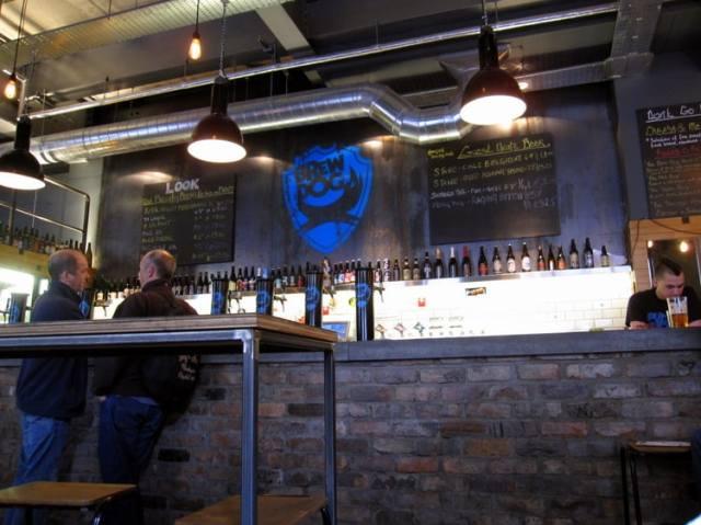 Edinburgh pub_brew_dog