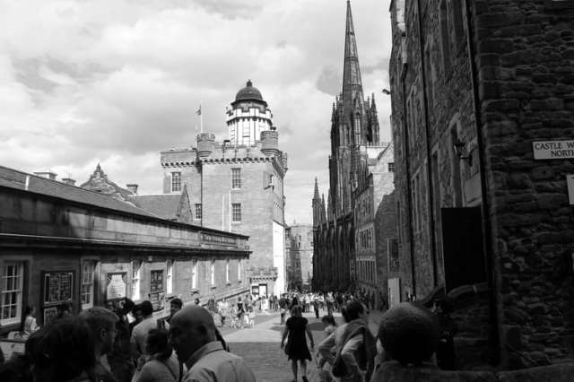 Royal Mile museum