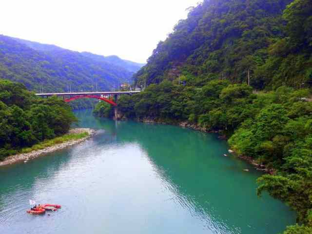 Taiwan Taipei Wulai Hot Springs2