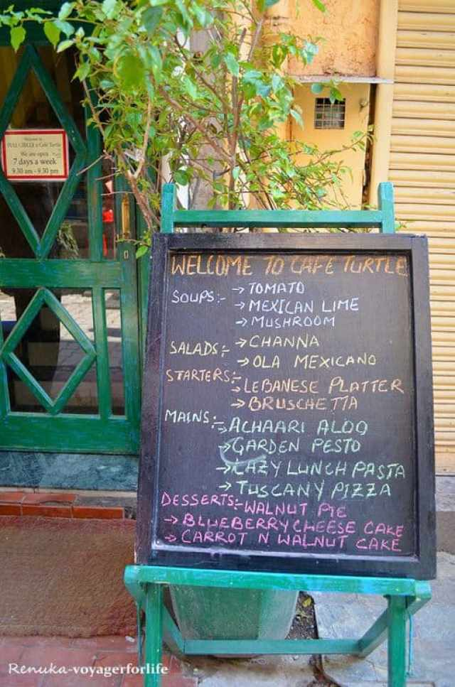 IMG-Cafe Turtle in Khan Market