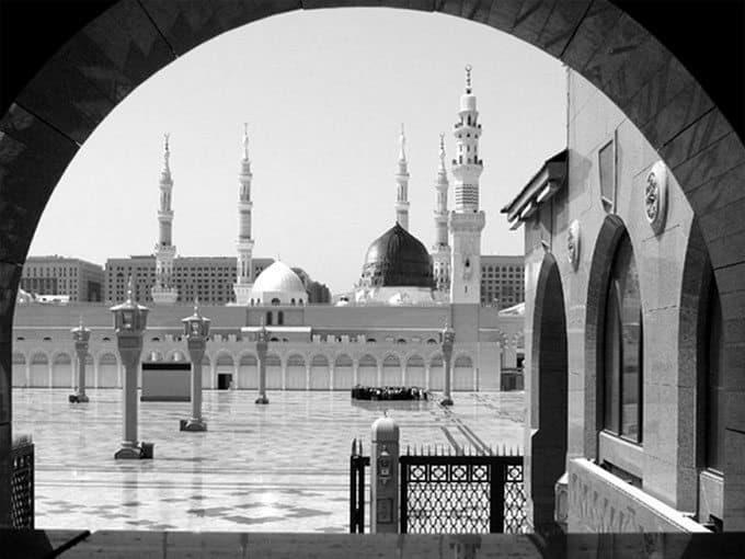 Masjid-Al-Nabwi
